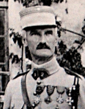 Colonel Huet chef de corps du 2e Régiment de Hussards 1920-1921