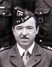 Le Colonel Salesse-Lavergne, chef de corps du 2°Régiment de Hussards 1946-1951